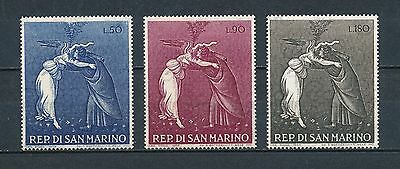 San Marino 692-92  mint, Christmas 1968, Paintings by Botticelli