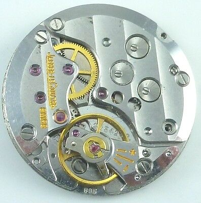 Jaeger LeCoultre 895 Partial Watch Movement - Parts / Repair