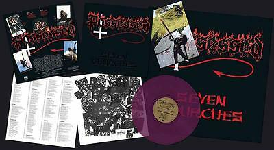Possessed - Seven Churches LP #106510