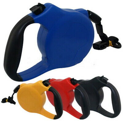 4 Color Extendable Retractable 8M Pet Dog Training Lead Leash for Max 50KG
