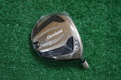 New Cleveland 588 15.5* 3W 3 Fairway Wood Head Only 241773