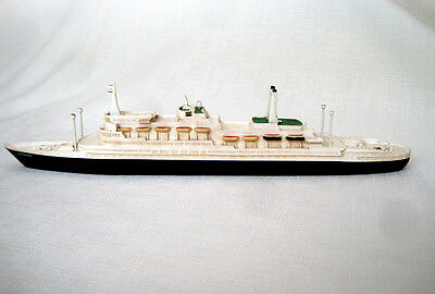 S.S. ROTTERDAM -- 1:750 Scale Model, Montego Products -- Holland America Line