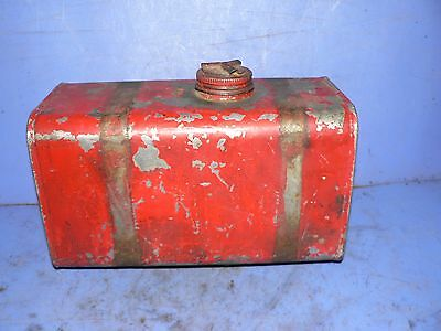 Read Tecumseh fuel gas  tank SNOWBLOWER rototiller log splitter go kart Briggs