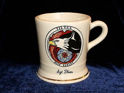 773rd TCS Blue Eagles Air Force USAF Fleagles Coffee Mug Tea Cup
