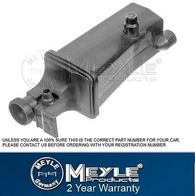 New Radiator Header / Expansion Tank Bmw E46 3 Series Meyle 17117573781