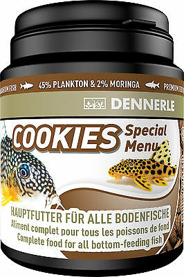 Dennerle Cookies Special Menu for all bottom-dwelling fish 100ml,200ml
