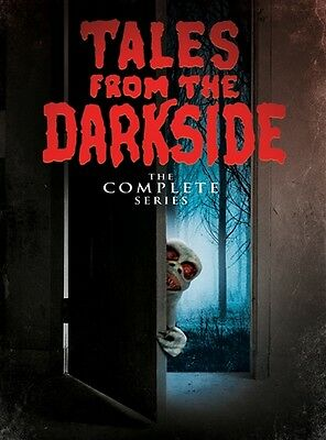 TALES FROM THE DARKSIDE COMPLETE SERIES New Sealed 12 DVD Set Seasons 1 2 3 4
