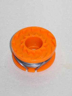2x Craftsman Strimmer Trimmer Spool and Line 1.5mm 1 x 2.5m 071-74815 071-71816