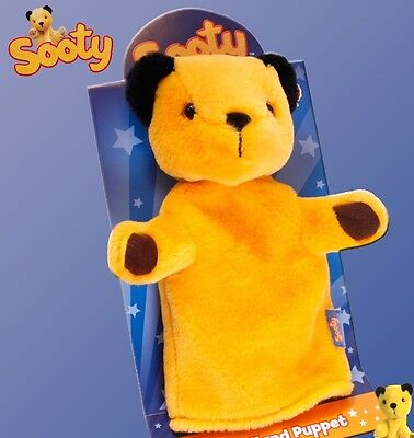 The Sooty Show Sooty Hand Puppet Brand New