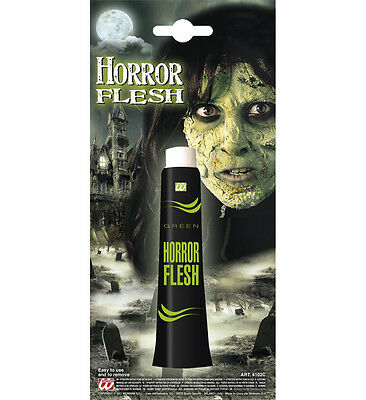 Trucco Pelle Zombie , Make Up Verde Halloween  *12069 Lattice
