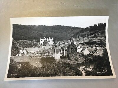 Vintage Postcard TINTERN WALES Not Posted (W61)