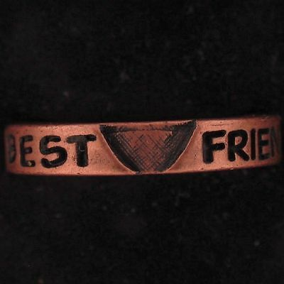 RING Taz DEVIL WARNER BROS LOONEY TUNES Copper BFF BEST FRIEND WB STORE 5751