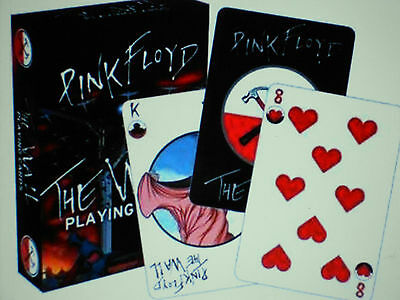 Pink Floyd The Wall Official Poker Deck Of Playing Card Set New