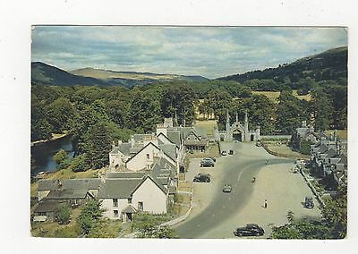 Kenmore Village Perthshire Old Postcard 357a