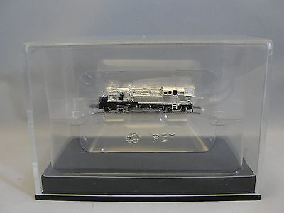 Rare Marklin 8814 Sterling Silver 20 Anniversary Railex Z Scale Train Locomotive