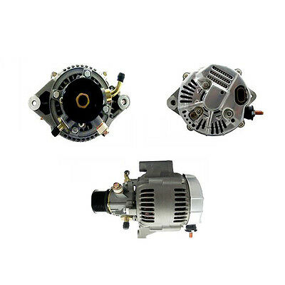 Fits LAND ROVER Discovery II 2.5 TD Alternator 1998-on - 2706UK