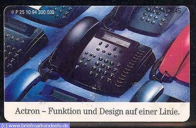 24275)Telefonkarte Actron-Funktion ind Disign .....