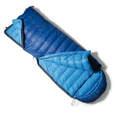 Yeti Tension Brick 600 XL royal blue/ methyl blue; links Outdoor Schlafsack NEU