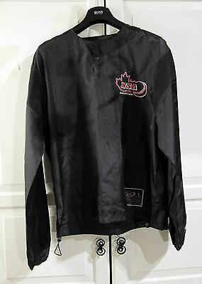 NWOT! NSA Canada Collection SLO-PITCH Bud Light SHELL Jacket, Men's L / XL