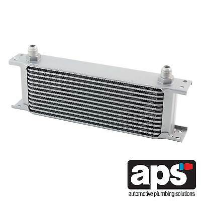 APS Gearbox / Diff / Engine Oil Cooler 13 Row 235mm - 10AN JIC  Male Fittings
