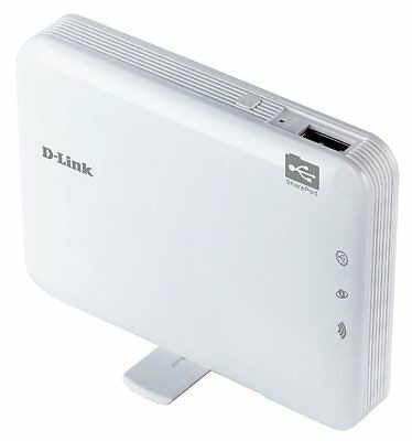 D-LINK DIR-506L Wireless N Pocket Cloud Router Dlink 3G / 4G LTE AP Repeater NAS