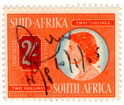 (I.B) South Africa Revenue : Duty Stamp 2/-