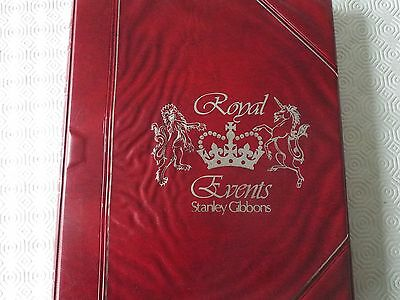 1985 Stanley Gibbons Stamp Album - The Queen Mother - Album 311 MNH Stamps
