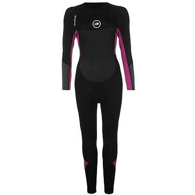Women's Hot Tuna Full Length Wetsuit Sizes 8-16 Diving Surfing Swimming