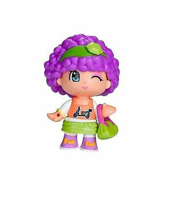 Pinypon Single Figure Series 5 - Purple Hair