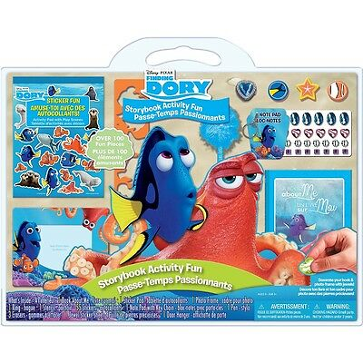 Finding Dory 100 piece+ Undersea Activity Collection