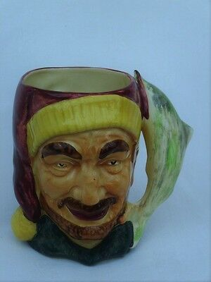 """Shorter & Son """"pedro"""" Large Toby Character Jug ~ Excellent"""