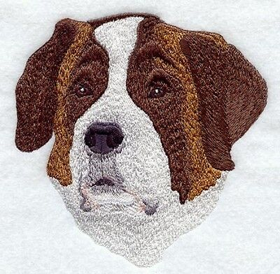 Embroidered Ladies Fleece Jacket - Saint Bernard I1177 Sizes S - XXL