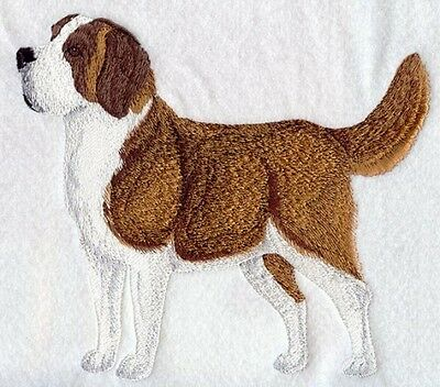 Embroidered Ladies Fleece Jacket - Saint Bernard I1175 Sizes S - XXL