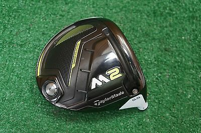 Taylormade 2017 M2 9.5* Driver Head Only Excellent Condition 618836