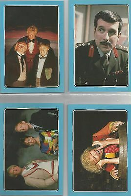 """Doctor Who Definitive Series 1 - """"Jumbo Postcards"""" Set of 9 Box-Topper Cards"""