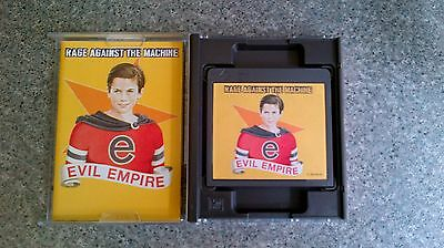 RAGE AGAINST THE MACHINE - Evil Empire mini disc md