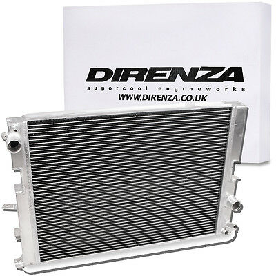 Aluminium 42Mm Radiator For Land Rover Discovery Td5 2.5 98-04 Diesel 4Wd 42Mm