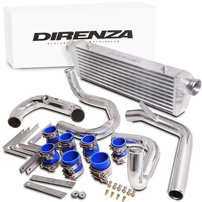 Direnza Audi A3 A4 A6 99-05 Tt 98-06 1.8T Turbo Front Mount Intercooler Kit Fmic