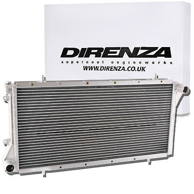 DIRENZA TWIN CORE ALLOY 40mm RADIATOR FOR ROVER MGTF 1.6 1.8 115 120 135 160 02+
