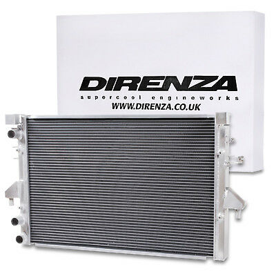 Direnza Alloy Front Mount Intercooler Fmic For Ford Mondeo Fiesta Focus Rs St