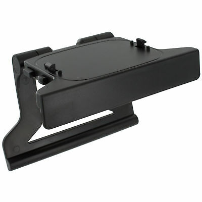 ZedLabz LCD TV Mount Bracket Stand Clip Holder For Xbox 360 Slim Kinect Sensor