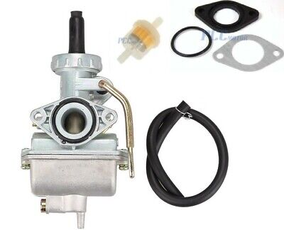 Atv Parts & Accessories Aspiring Pz22 Carburetor W/ Hand Choke Lever For 125cc Atv Dirt Bike Go Kart Honda Crf Xr