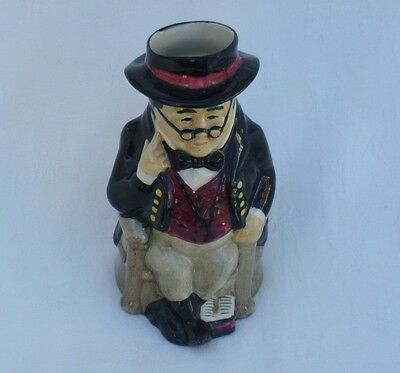 "Roy Kirkham ""mr Pickwick"" Toby / Character Jug ~ Excellent"