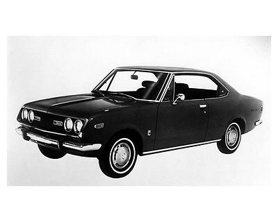 1970 Toyota Mark II Hardtop Factory Photo ub2258