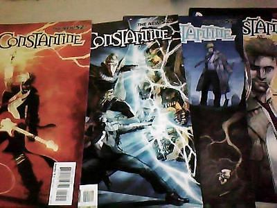 CONSTANTINE # 19, 21, 22, 23 (NEW 52)   2015 Set of FOUR