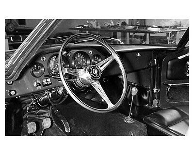 1963 Fiat 1500 GT Interior Factory Photo ub2365