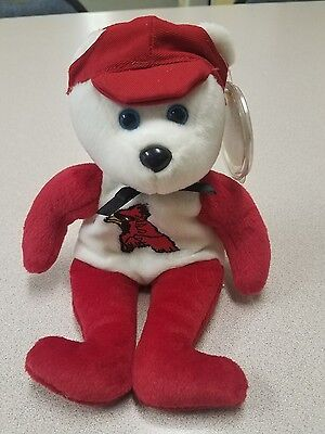 Celebrity Bears Star #25 Red Cardinal baseball #70 St Louis Cardinals