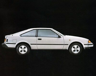 1984 Toyota Celica Factory Photo ca6706