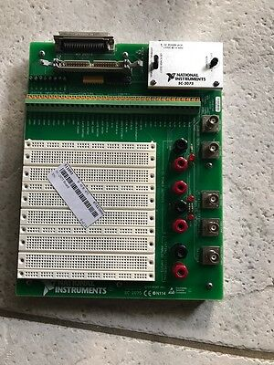 FLU) 186744c National Instruments SC-2075, Signal Conditioning Accessory only