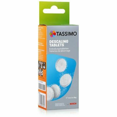 1 Box Bosch Descaling Tablets For Tassimo Machines/Nespresso/Senseo